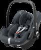 Maxi-Cosi 'Pebble Pro i-Size' Babyschale 2020 Essential Graphite von 45-75 cm, bis 13 kg (Gruppe 0+)