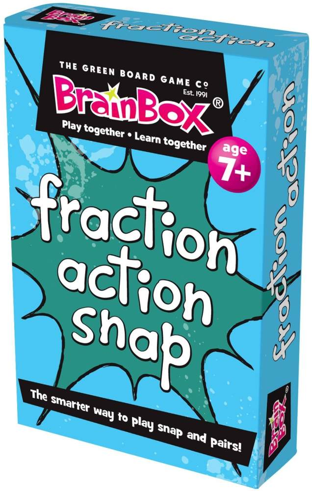 Green Board Games Fraction Action Snap Bild 1