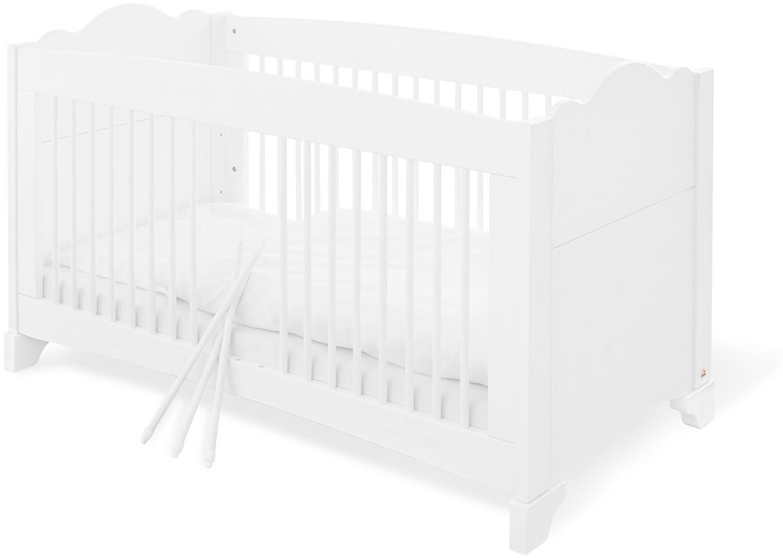 Pinolino 'Pino' Kombi-Kinderbett weiß Bild 1