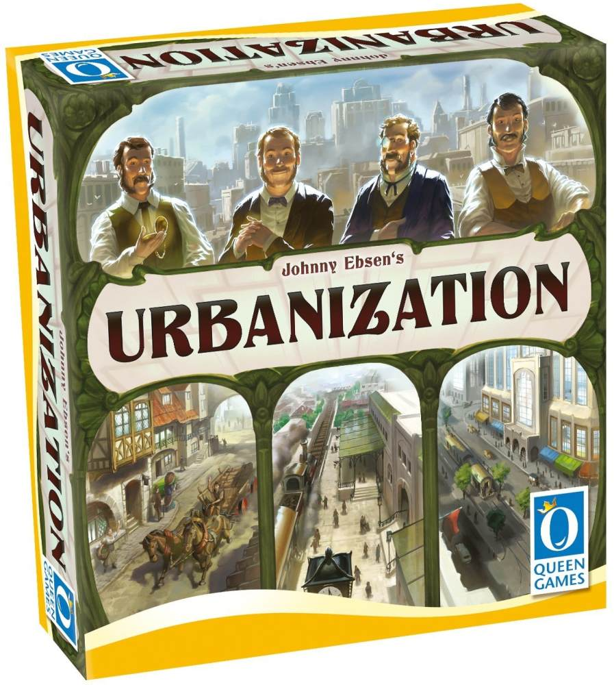 Queen Games 60841 - Urbanization Bild 1