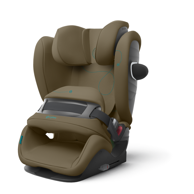 CYBEX 'PALLAS G I-SIZE' Autokindersitz 2021 Classic Beige, 9 bis 36 kg (Gruppe 1/2/3) Bild 1
