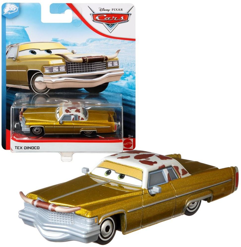 Mattel - Tex Dinoco | Modelle 2020 | Disney Cars 3 | Cast 1:55 Autos | Bild 1
