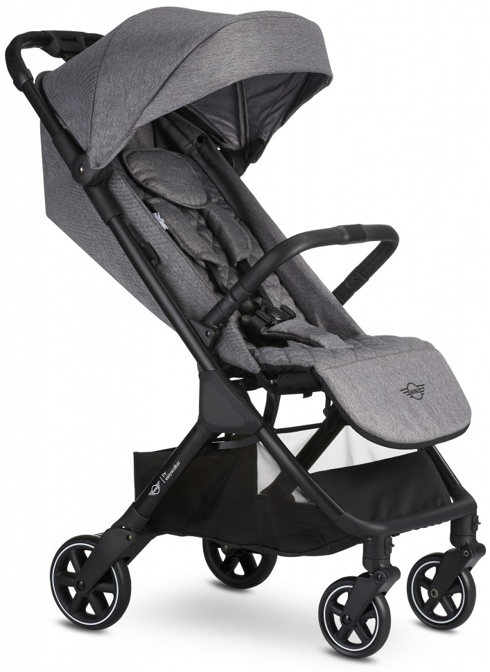 MINI by Easywalker 'SNAP' Buggy Soho Grey Bild 1