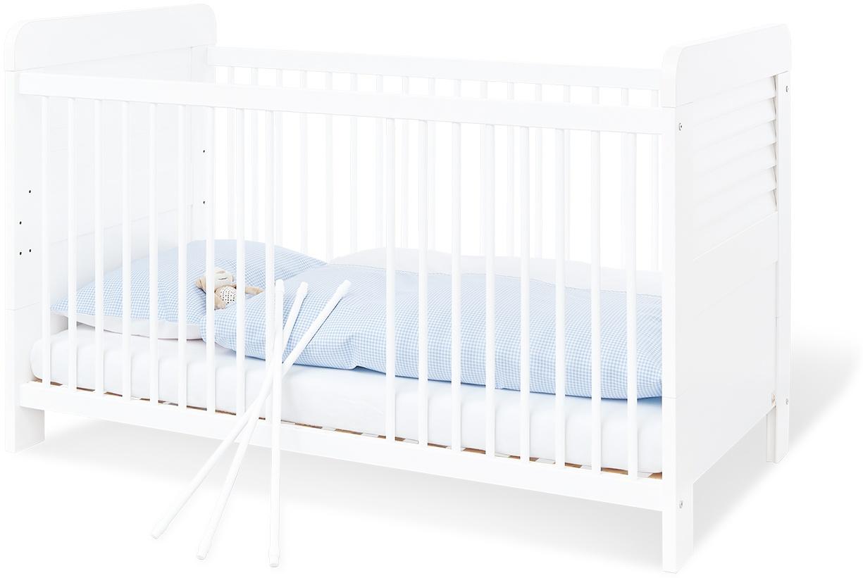 Pinolino 'Siena' Kinderbett weiß Bild 1