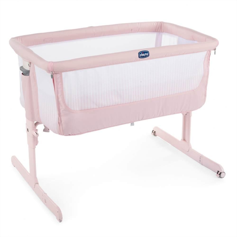 chicco 'Next2Me Air' Beistellbett Paradise Pink Bild 1