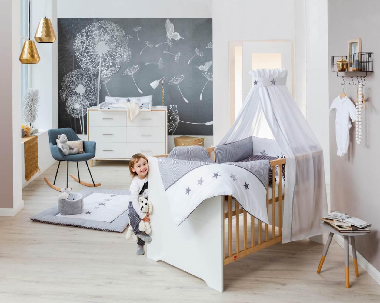 Schardt 'Coco White' 2-tlg. Babyzimmer-Set Bild 1