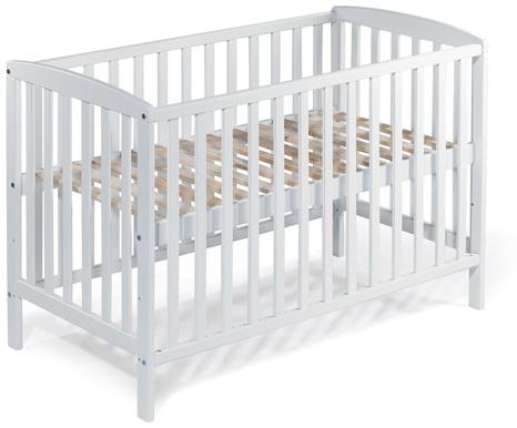 KOKO Kombi-Kinderbett 'MIA' 60x120 cm weiß Bild 1