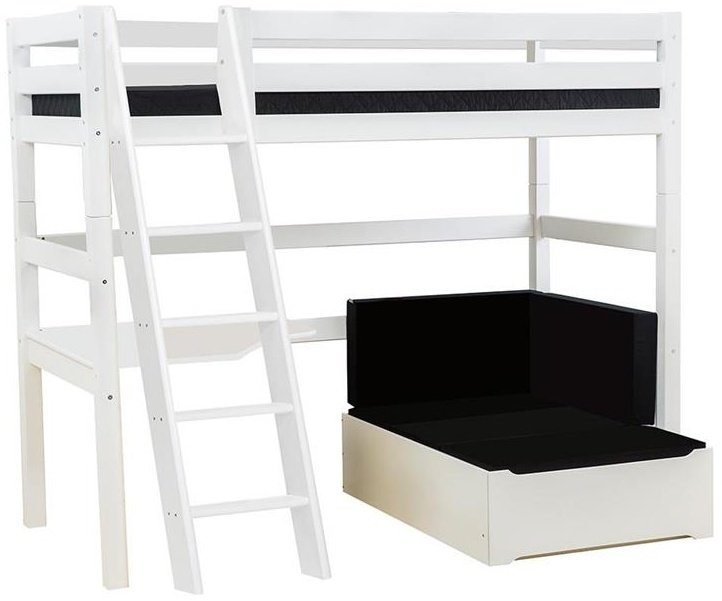 Hoppekids 'Premium' Funktionsbett weiß, inkl. Ausstattung, inkl. Lattenrost Bild 1