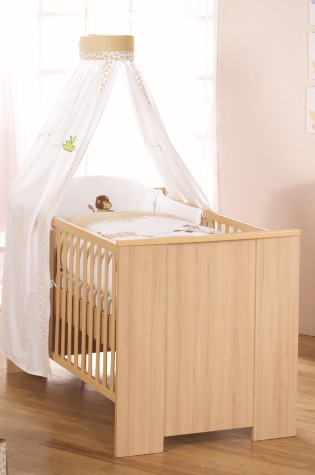Roba 'Jörn' Kinderbett, 70x140 cm Bild 1