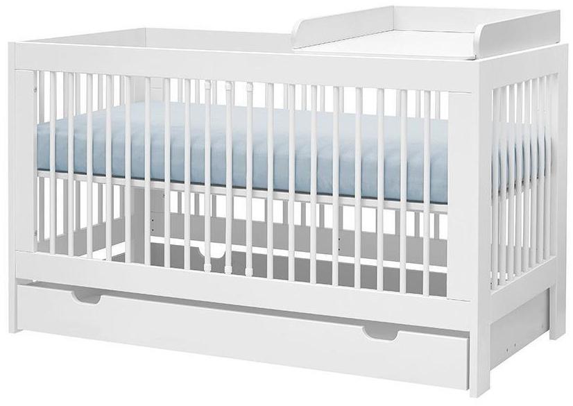 PINIO Basic Wickelaufsatz für Babybett 70 x 140 cm 030-514-110 Bild 1