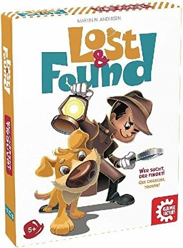 Game Factory - Lost & Found Bild 1