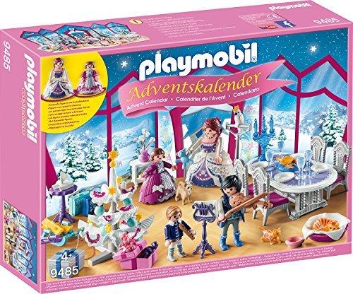 PLAYMOBIL Adventskalender 9485 Weihnachtsball im Kristallsaal, Ab 4 Jahren Bild 1