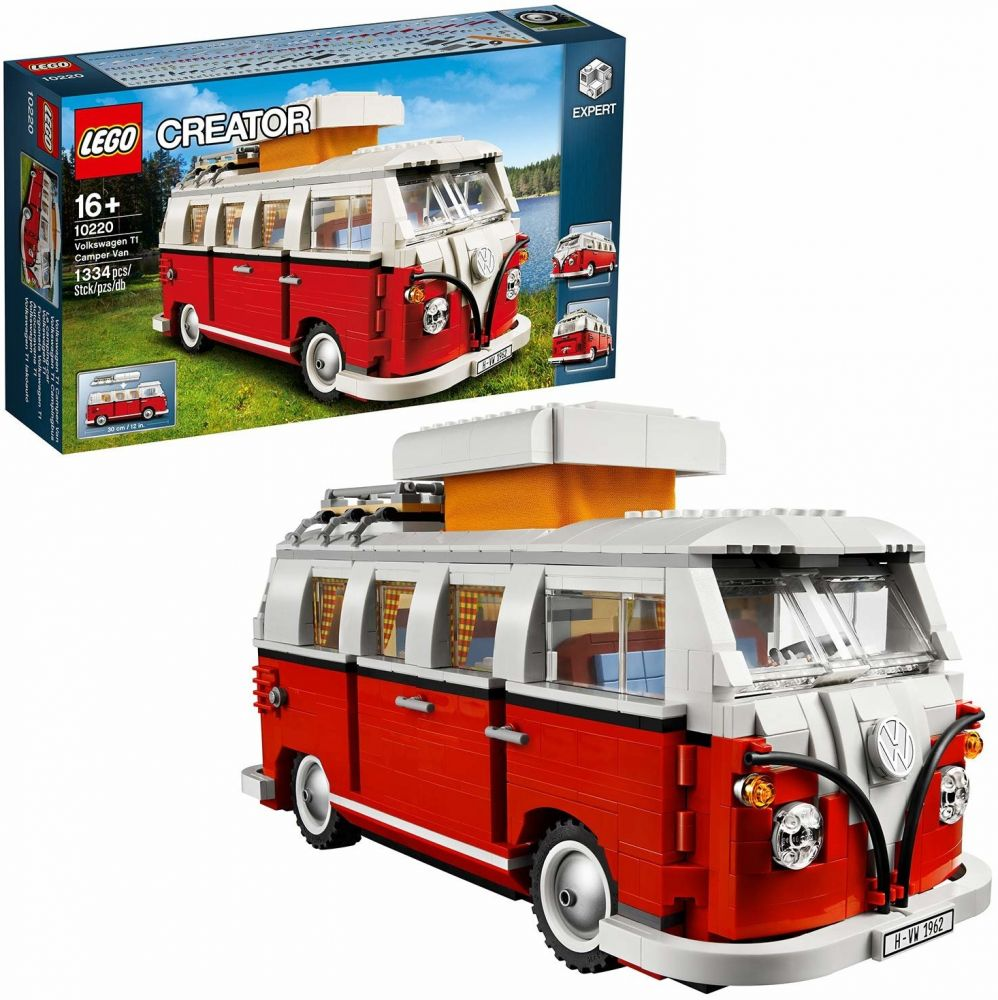 Lego Creator 10220 Volkswagen T1 Campingbus Bild 1