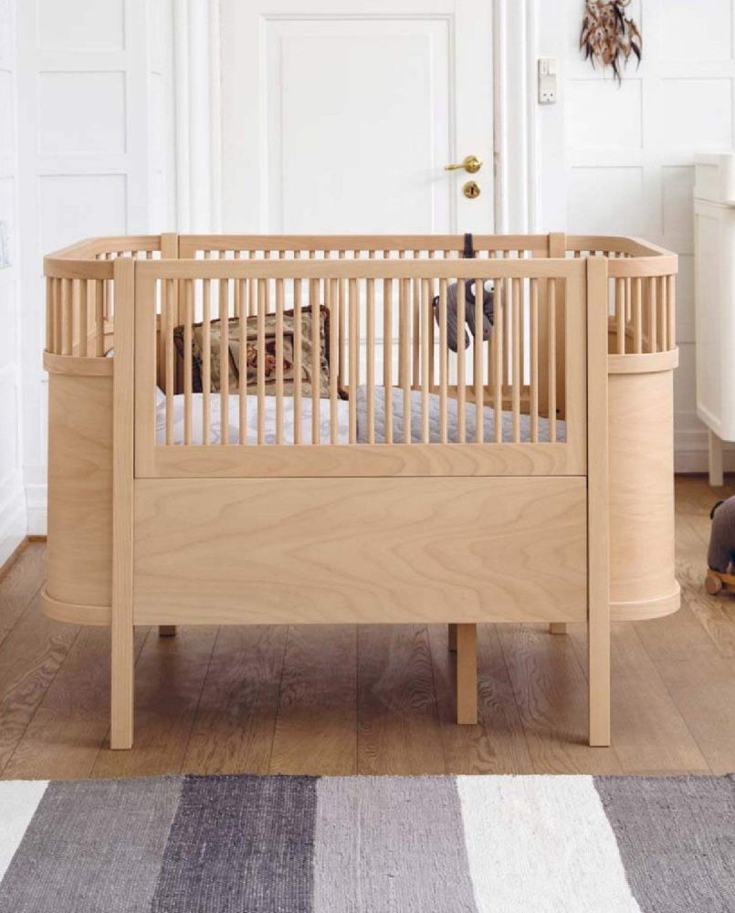 Sebra - Das Bett, Baby & Junior, Buchenholz Bild 1