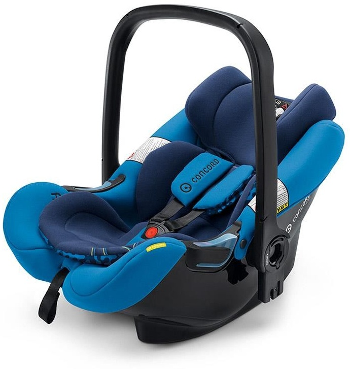 Concord 'AIR.SAFE' Babyschale Snorkel Blue, 0 bis 13 kg (Gruppe 0+) Bild 1