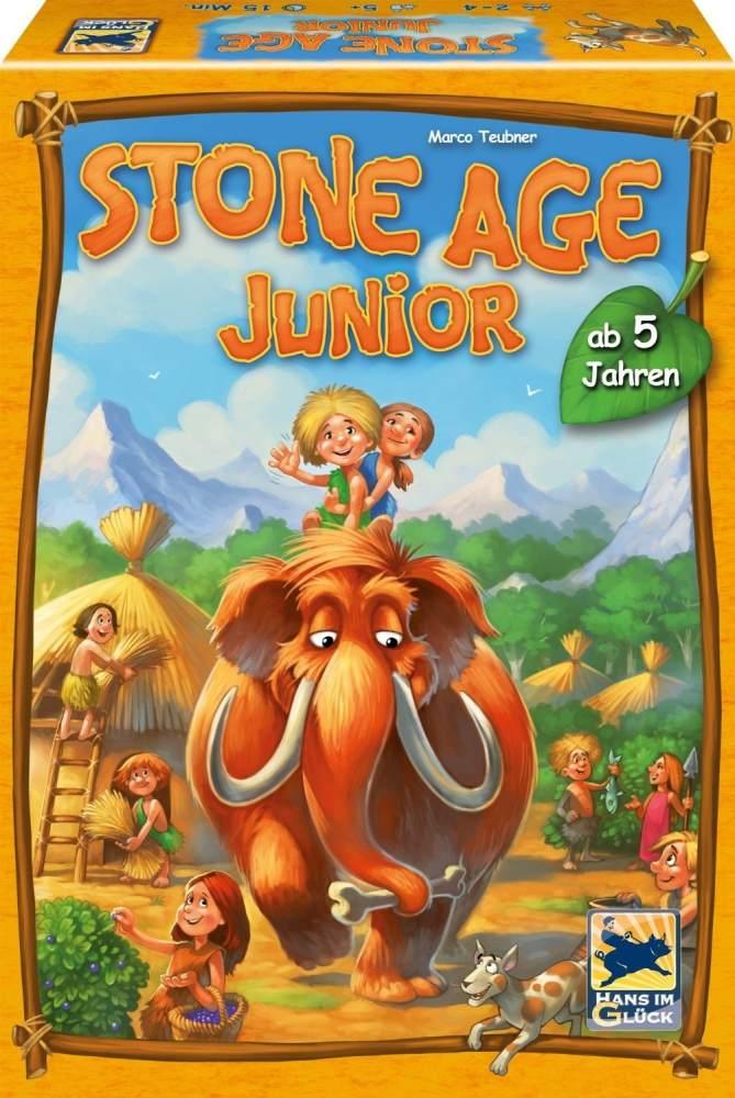 Hans im Glück - Stone Age Junior Bild 1