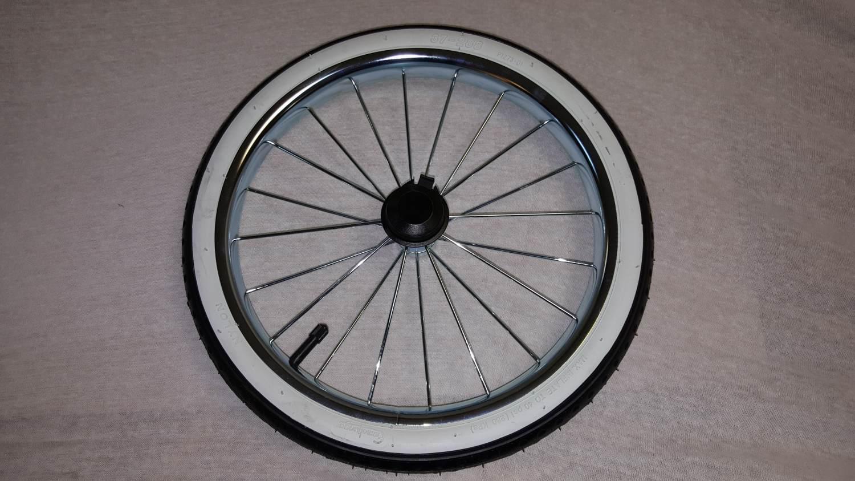 Emmaljunga - Ersatzteil Ersatzrad De Luxe Bild 1