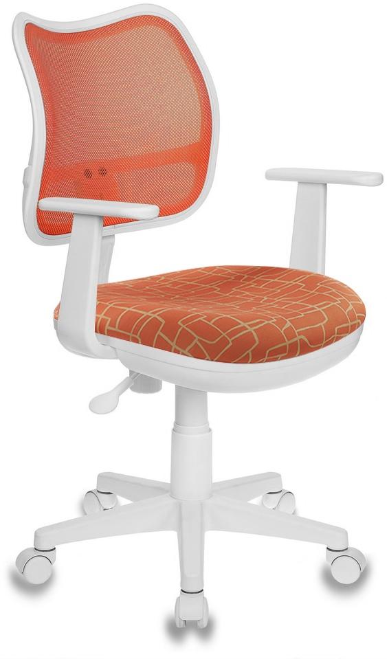 Hype Chair Schreibtischstuhl für Schüler CH-W797 orange Bild 1