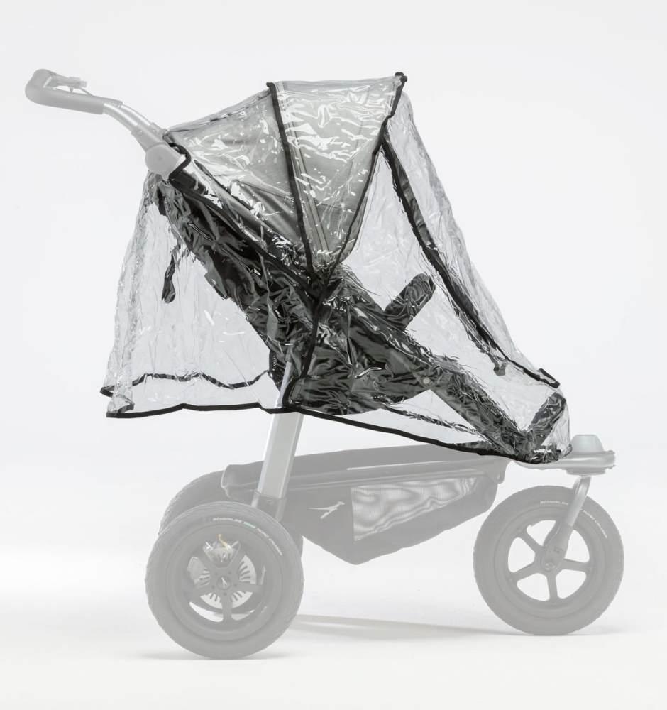 TFK Regenschutz für Mono oder Duo Kinderwagen Mono Sportwagen Bild 1