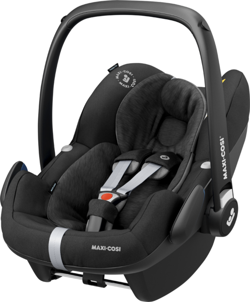 Maxi-Cosi 'Pebble Pro i-Size' Babyschale 2020 Essential Black von 45-75 cm (Gruppe 0+) Bild 1