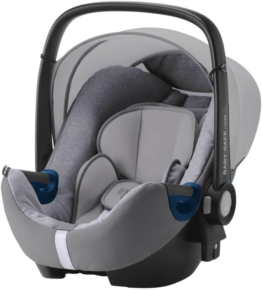Britax Römer - Baby-Safe2 i-Size Babyschale - Grey Marble Kollektion 2019 Bild 1