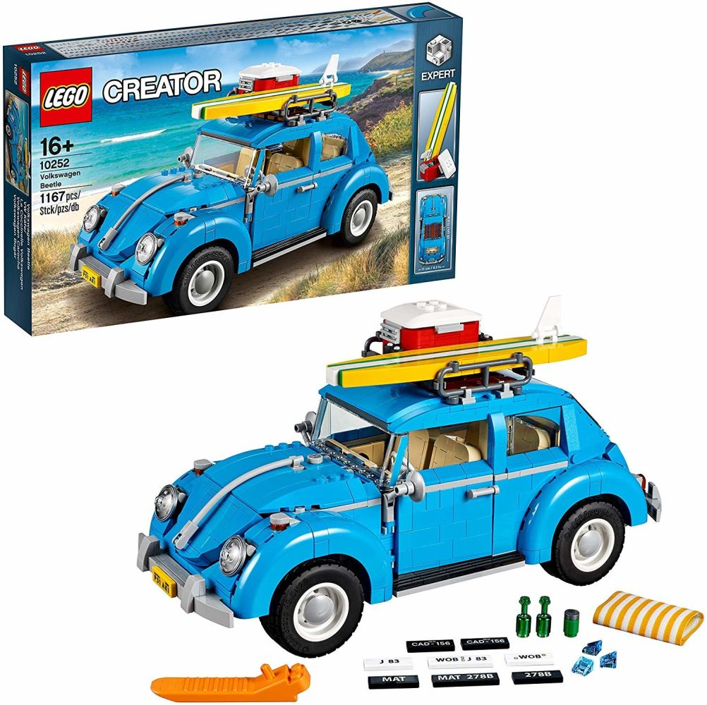 LEGO Creator - VW Käfer 10252 Bild 1