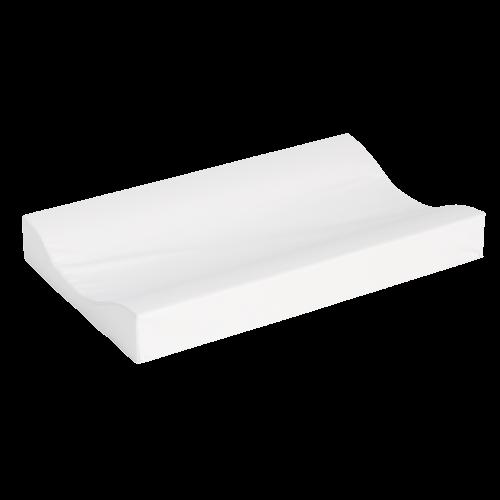 bébé-jou 'Uni' Wickelmulde weiß 72x44 cm Bild 1