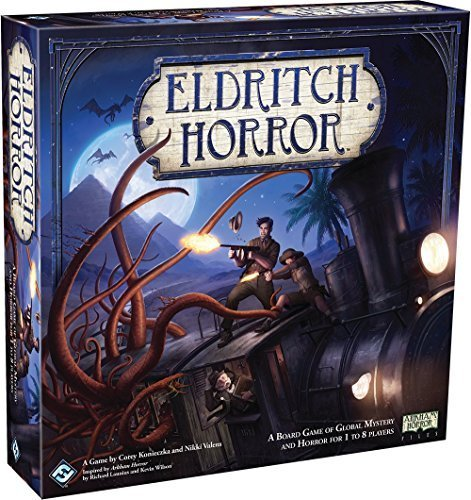 Fantasy Flight Games EH01 - Eldritch Horror Bild 1