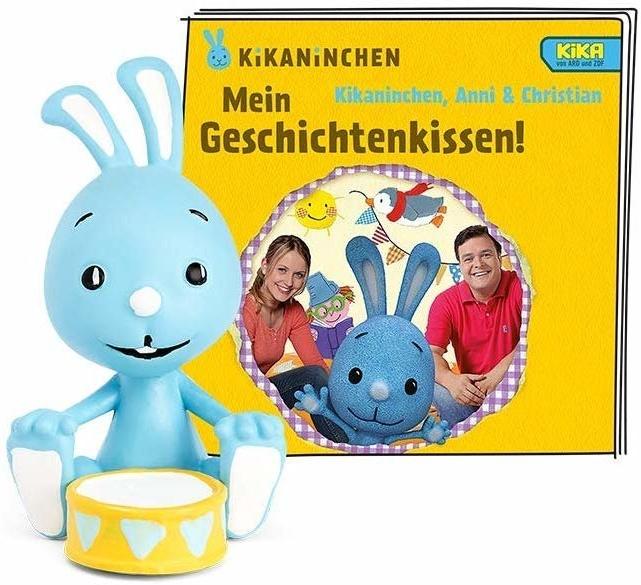 Tonies Kikaninchen 'Mein Geschichtenkissen', Hörfigur mit ca. 65 Minuten Spielzeit, ab 4 Jahren, deutsch Bild 1