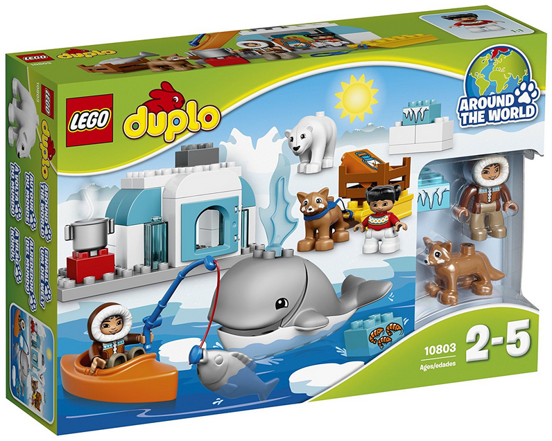 LEGO Duplo 10803 - Arktis Bild 1