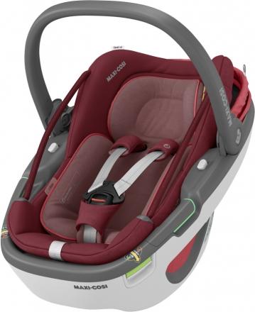 Maxi-Cosi 'Coral 360' Babyschale 2021 Essential Red, 0 bis 13 kg (Gruppe 0+) Bild 1