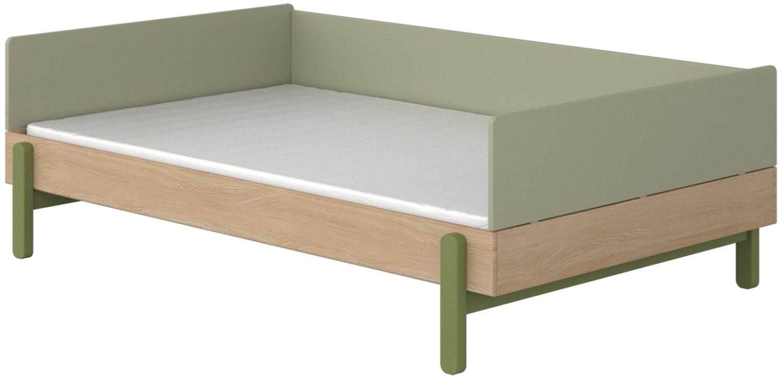 FLEXA 'Popsicle' Sofabett 120x200cm, Kiwi Bild 1