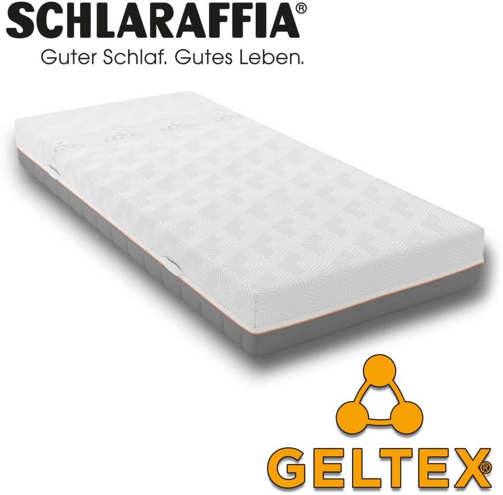 Schlaraffia GELTEX Quantum Touch 200 Gelschaum Matratze 80x190 cm (Sondergröße), H3 Bild 1