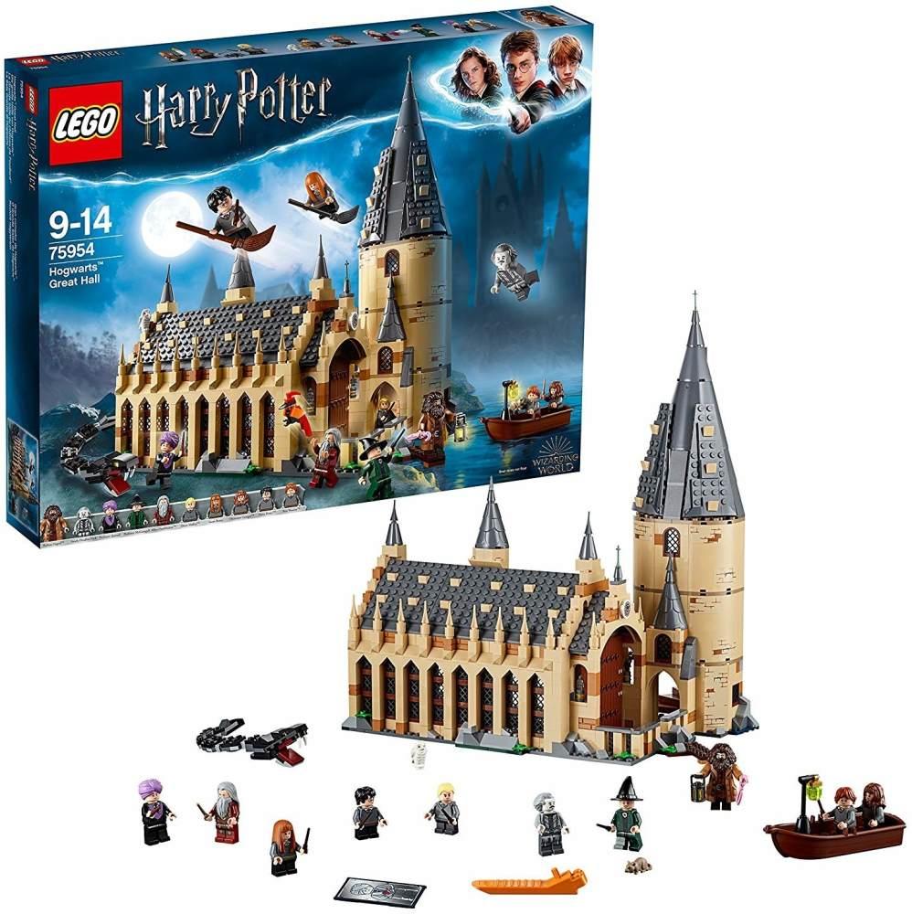 LEGO Harry Potter 75954 'Die große Halle von Hogwarts™', 878 Teile, ab 9 Jahren Bild 1