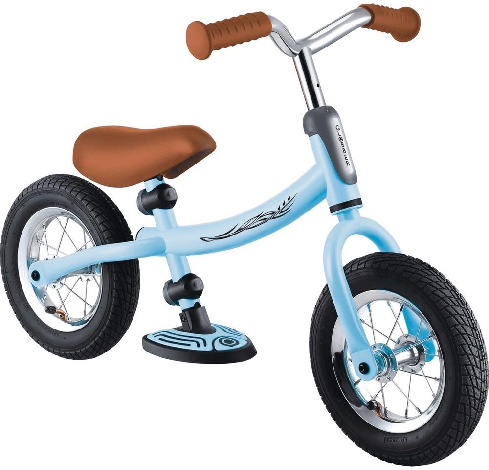 Globber GO Bike AIR Laufrad Pastell Blau Bild 1