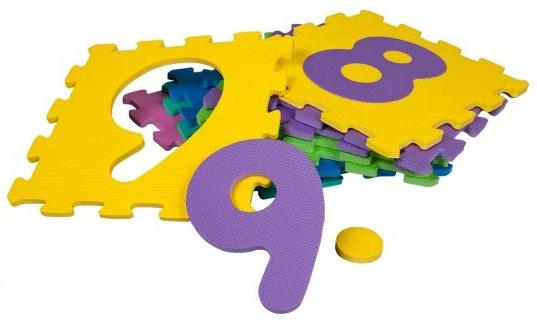 Besttoy Soft Puzzlematte 10 Teile Bild 1