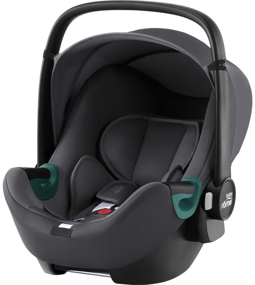 Britax Römer 'BABY-SAFE3 i-Size' Babyschale 2021 Midnight Grey, 0 bis 13 kg (Gruppe 0+) Bild 1