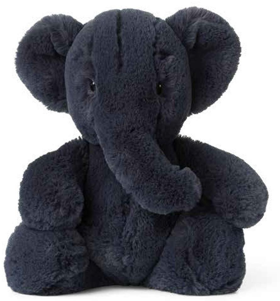 Ebu, der Elefant anthrazit 29cm Bild 1