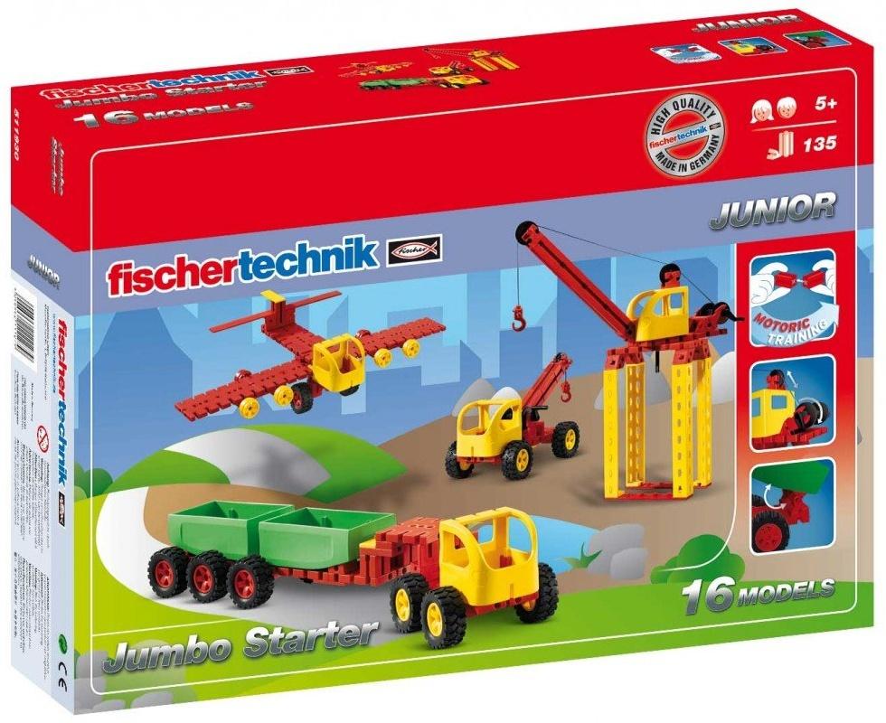 Fischertechnik - JUNIOR JUMBO STARTER 511930 Bild 1