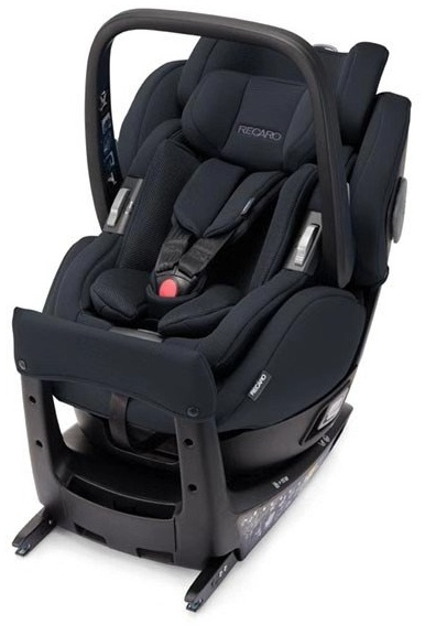 Recaro 'Salia Elite i-Size' Reboarder 2020 Select Night Black Bild 1