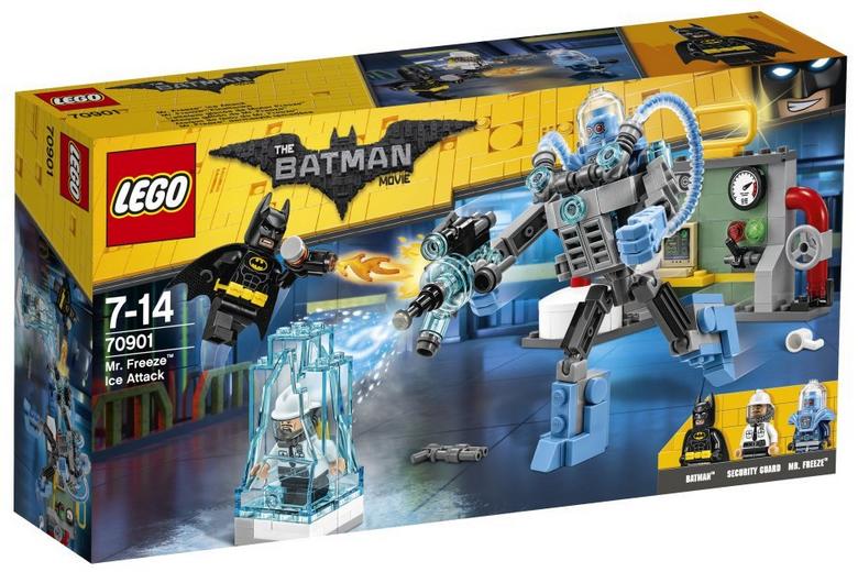 LEGO The Batman Movie 70901 - Mr. Freeze Eisattacke, Spielzeug Bild 1