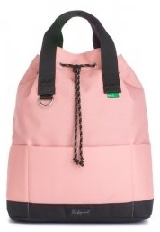 Babymel BM5499 Top N Tail ECO Wickeltasche Rose Bild 1