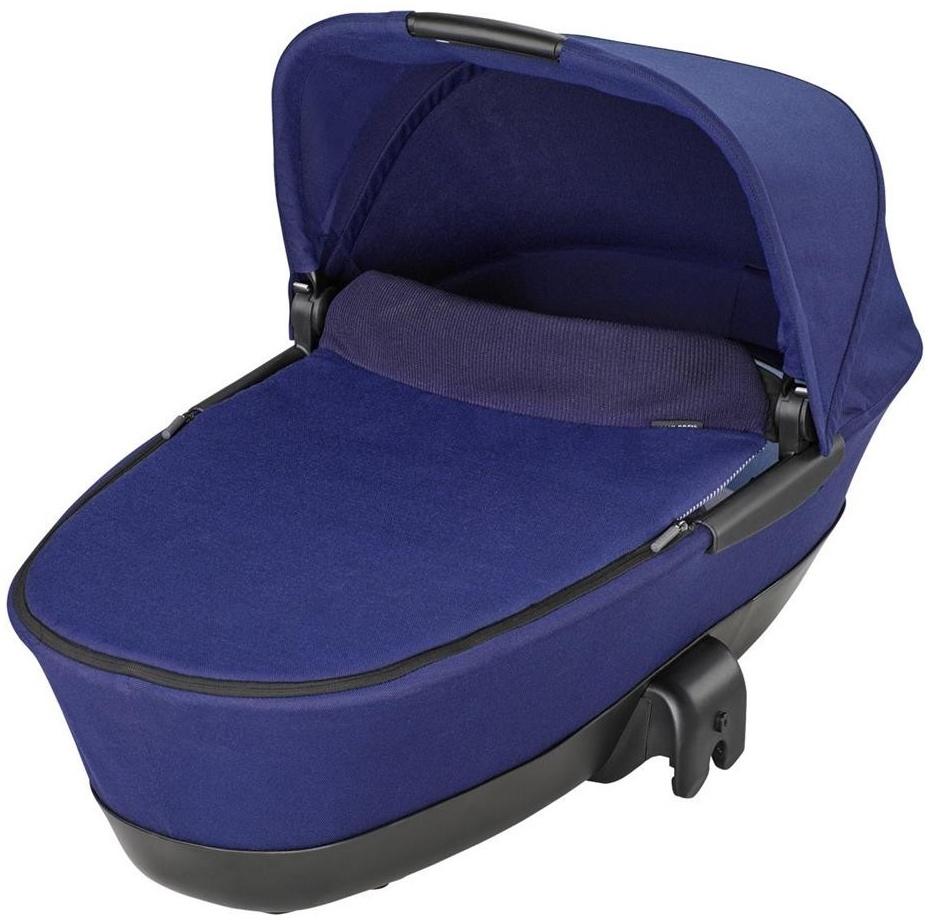 Maxi-Cosi faltbarer Kinderwagenaufsatz für Mura 3 & 4, Elea & Streety River Blue Bild 1