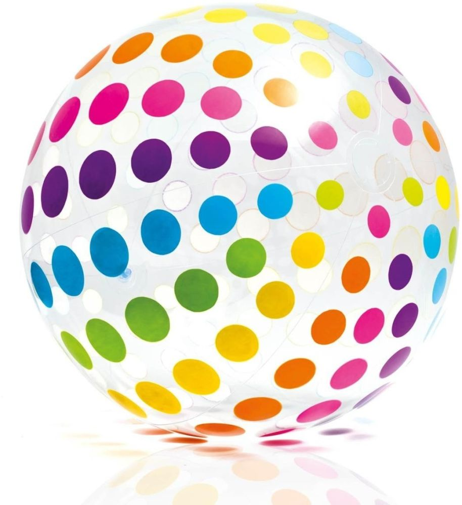 Intex - Jumbo Wasserball 107 cm Bild 1