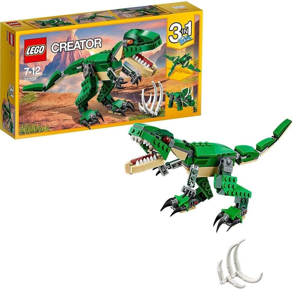 LEGO 31058 Creator - Dinosaurier, Dinosaurier Spielzeug Bild 1
