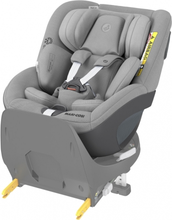Maxi-Cosi 'Pearl 360' Reboarder 2021 Authentic Grey, 0 bis 18 kg (Gruppe 0+/1) Bild 1