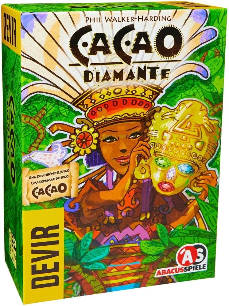 Devir- Kakao: Diamant, Mehrfarbig (1) Bild 1