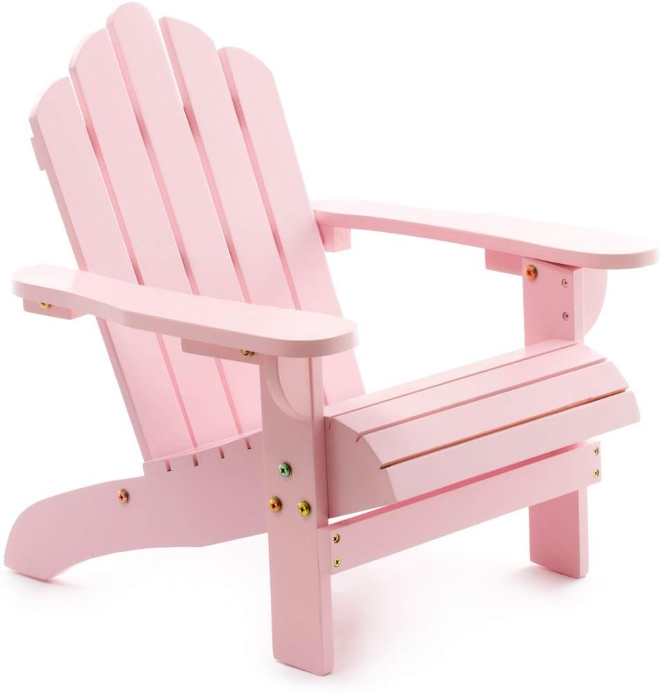 Kayoom 'Charlotte' Kinderstuhl pink Bild 1