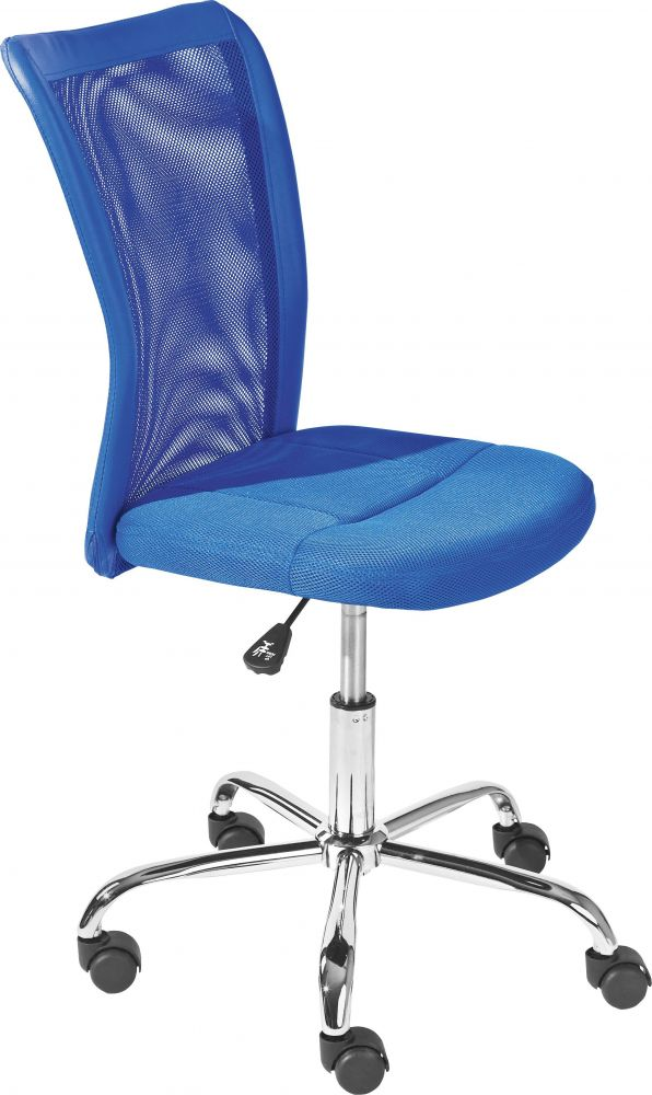 Inter Link Drehstuhl blau Bild 1