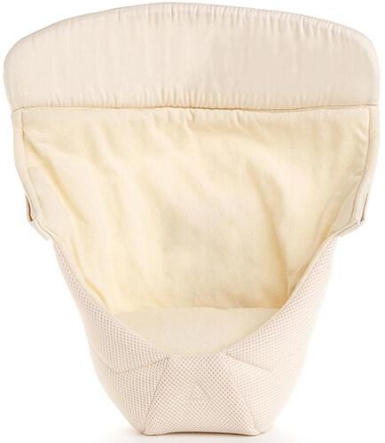 Ergobaby Cool Air Mesh Neugeboreneneinsatz Easy Snug Natur Bild 1